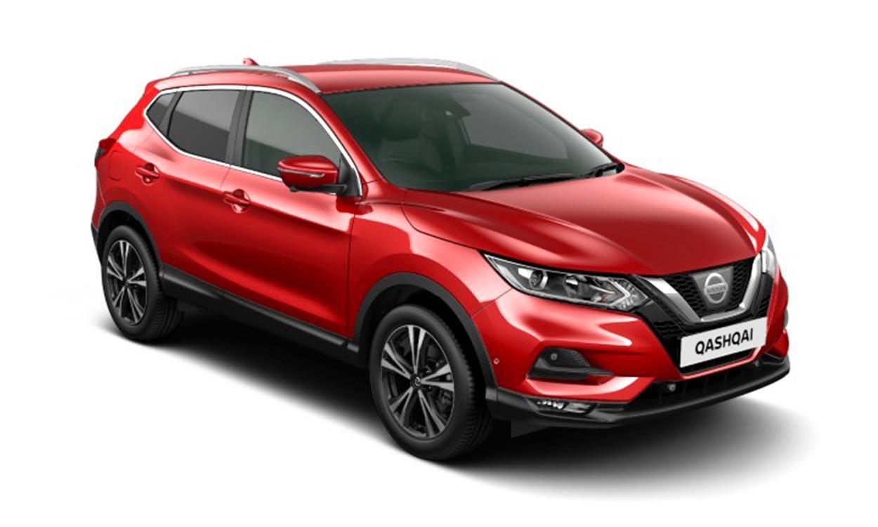 New Nissan Qashqai Profile