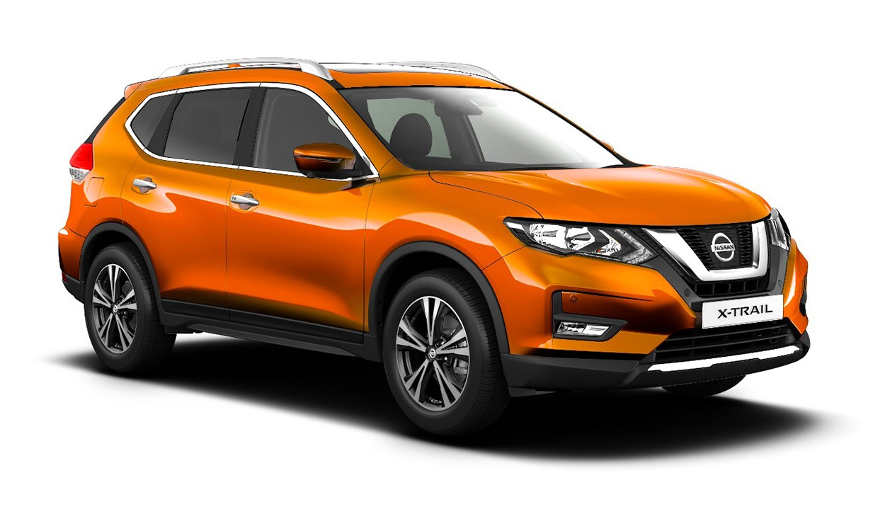 New Nissan X-Trail Profile
