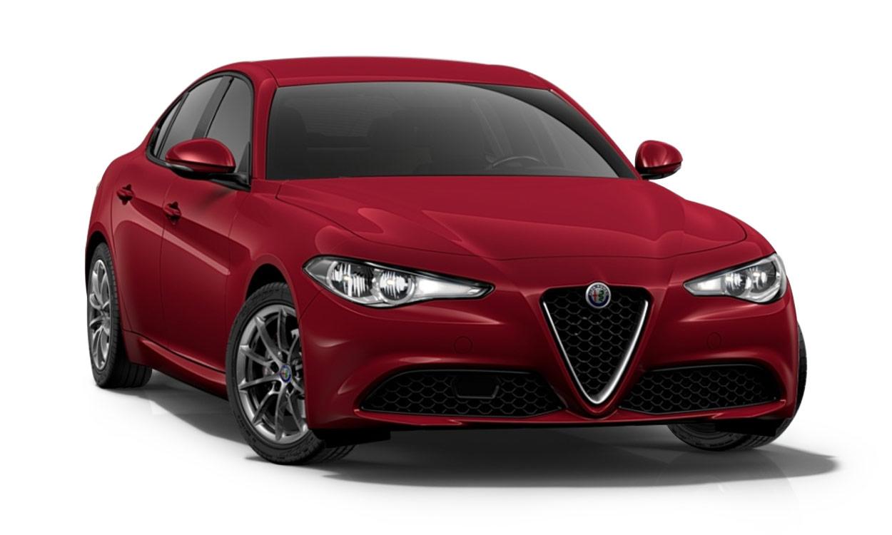 New Alfa Romeo Giulia 2.2 JTDM-2 160 Super 4dr Auto