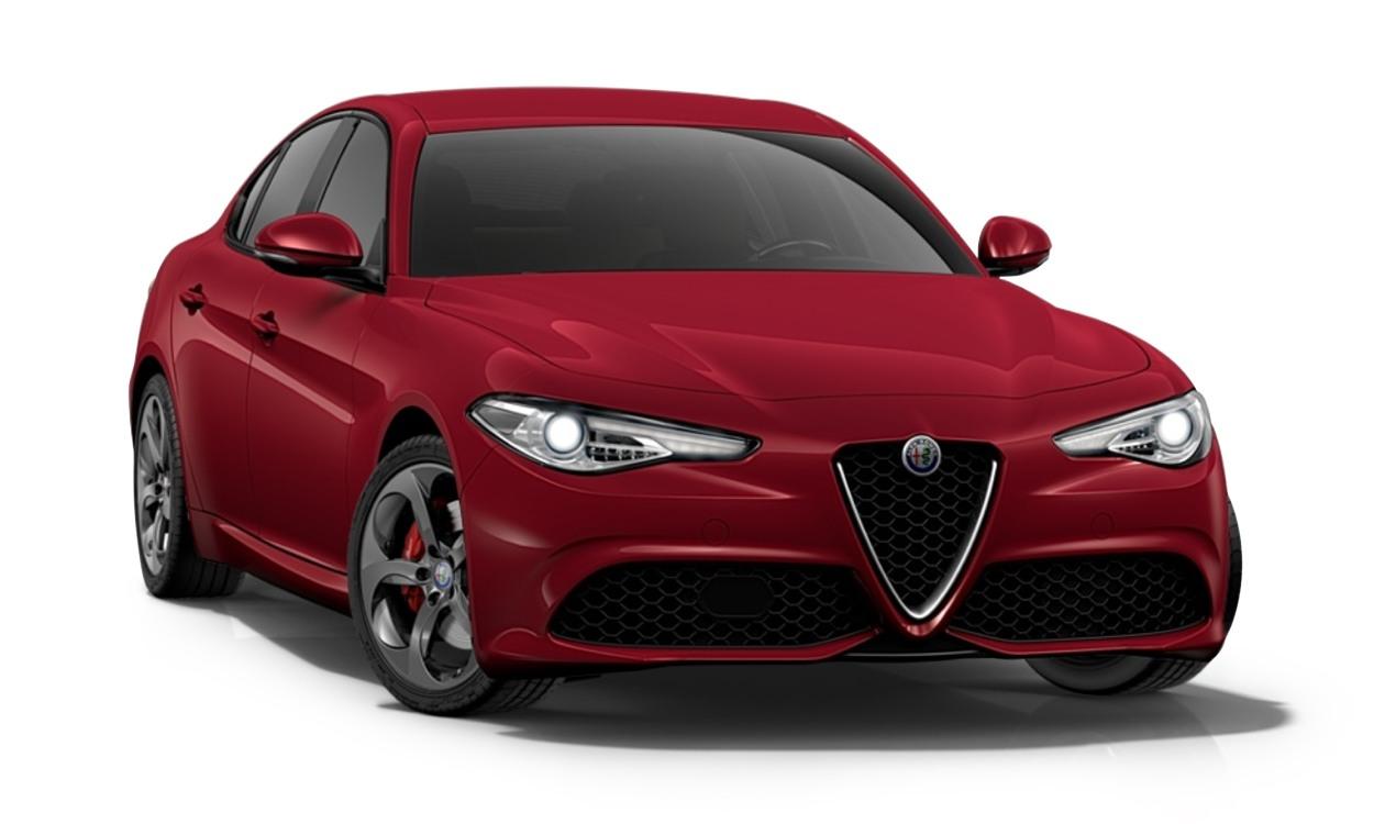 New Alfa Romeo Giulia 2.2 JTDM-2 190 Speciale 4dr Auto