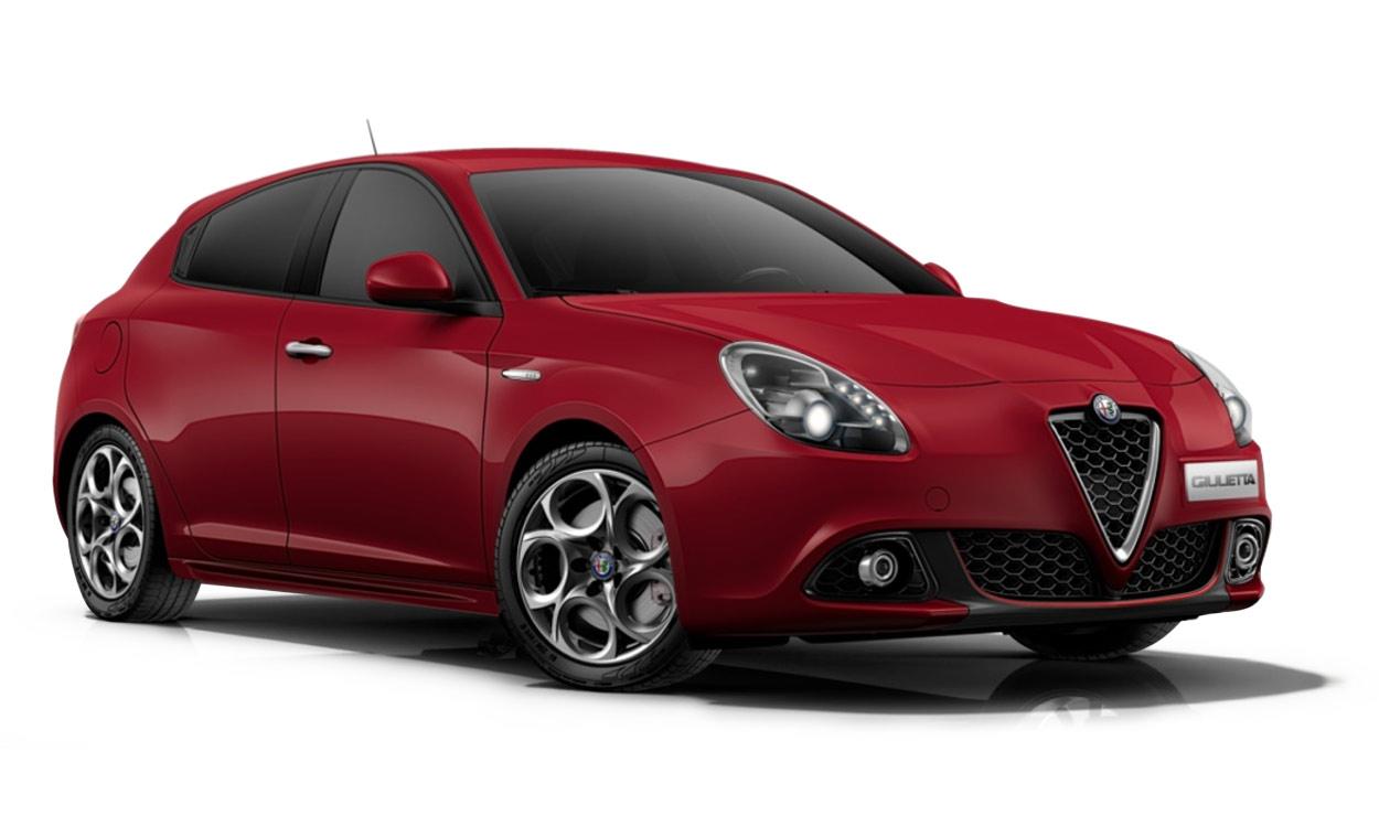 New Alfa Romeo Giulietta 1.4 TB 5dr