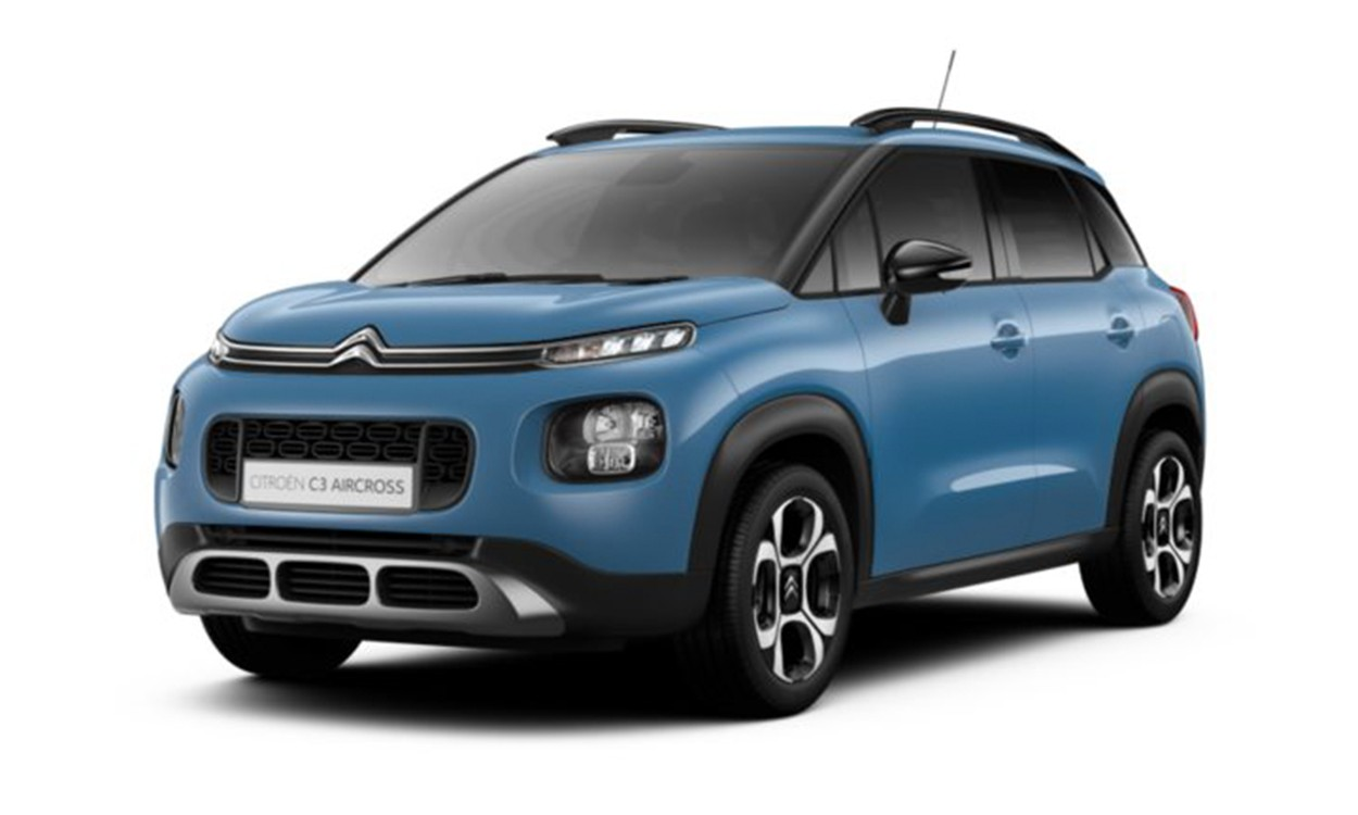 New Citroen C3 Aircross 1.2 PureTech 110 Flair 5dr [6 speed]