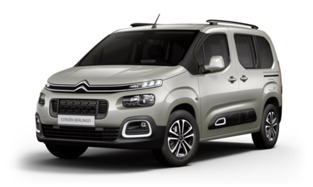 New Citroen Berlingo 1.5 BlueHDi 100 Flair M 5dr