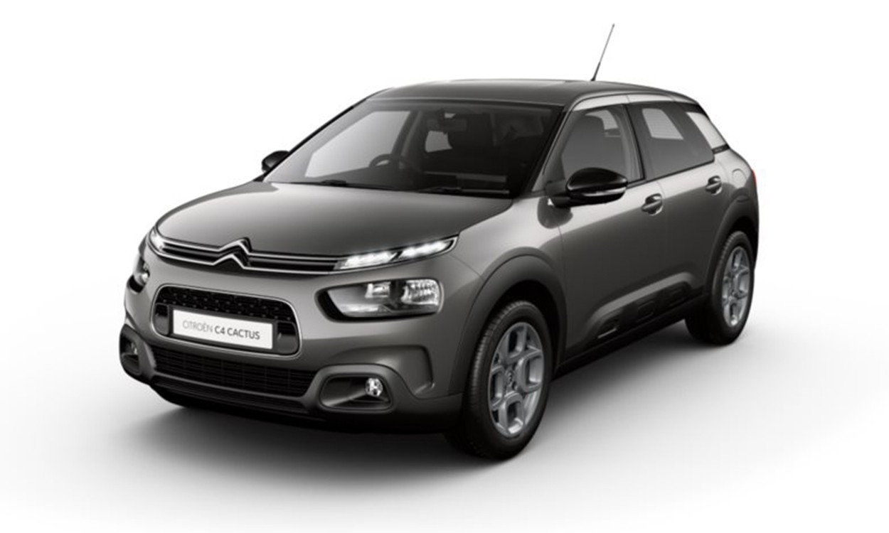 New Citroen C4 Cactus Feel