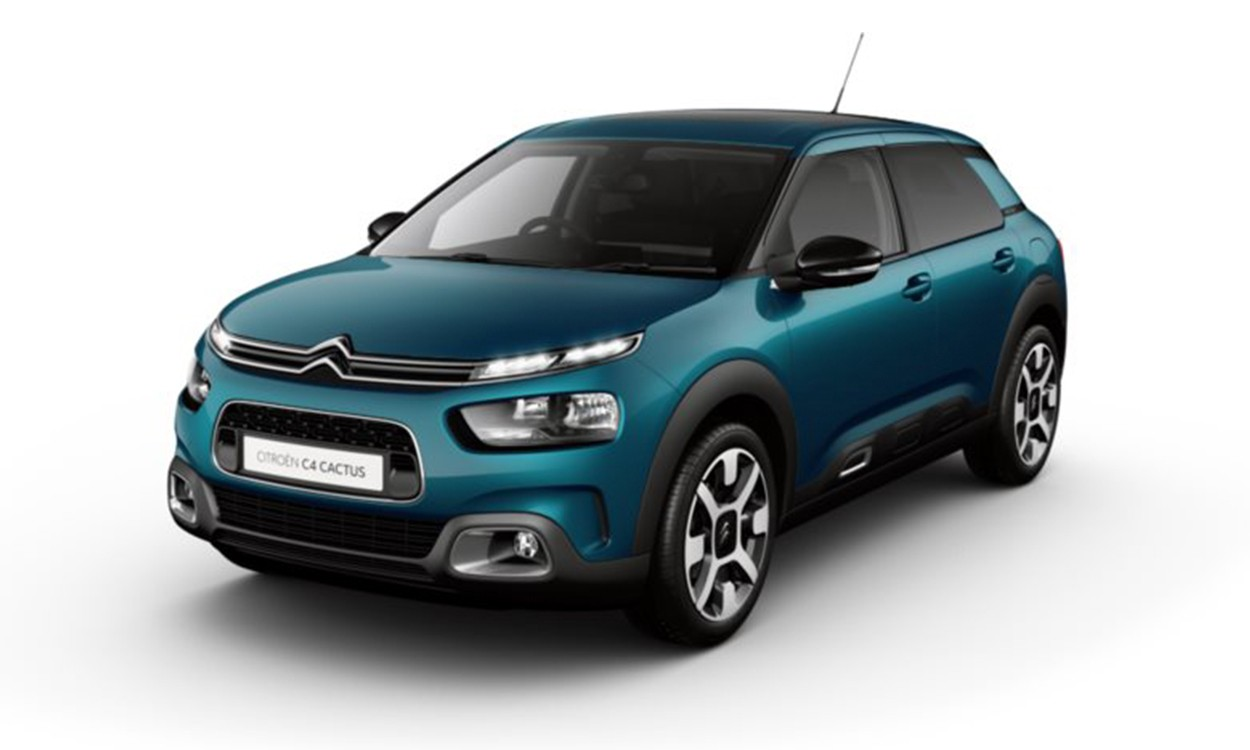 New Citroen C4 Cactus Flair