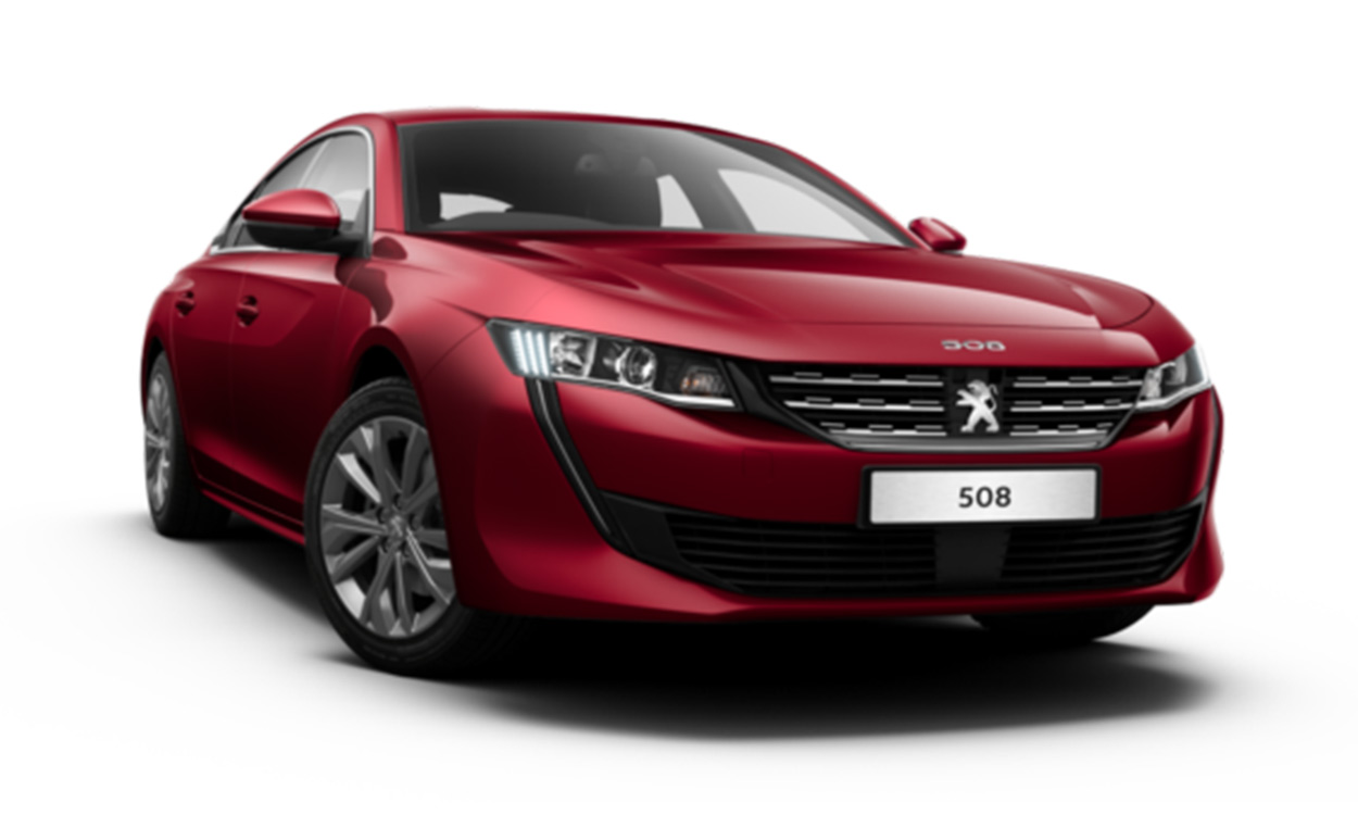 All-New Peugeot 508 Fastback Active