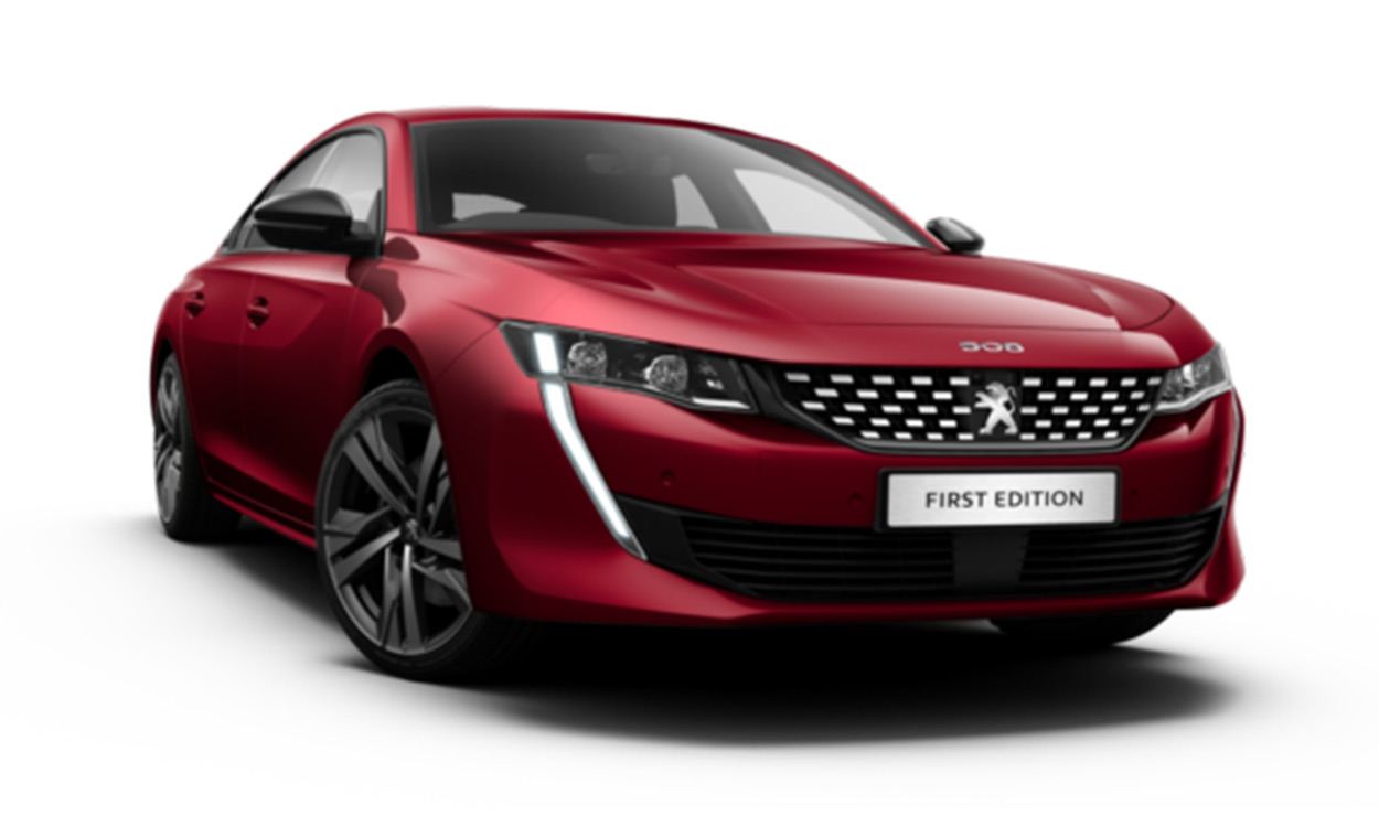 All-New Peugeot 508 Fastback First Edition
