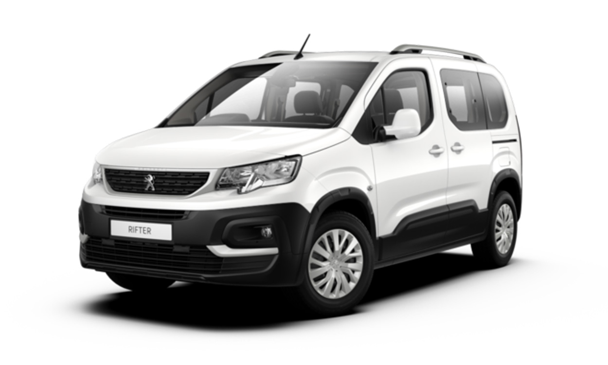All-New Peugeot Rifter Active