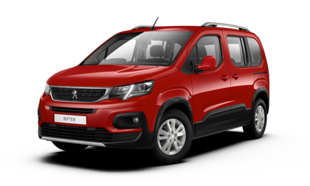 All-New Peugeot Rifter Allure