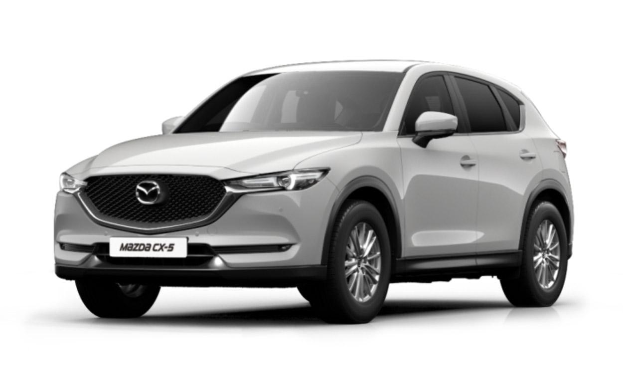 Mazda CX-5 SE-L Nav+
