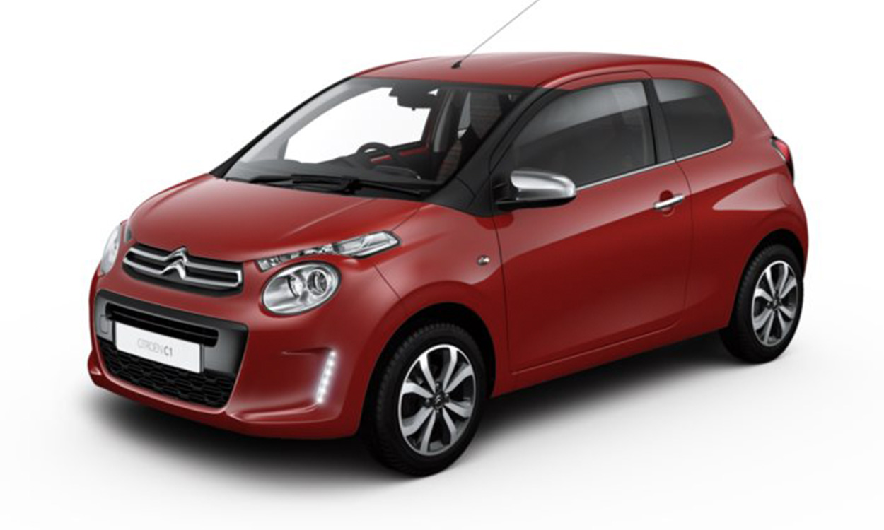 New Citroen C1 Flair