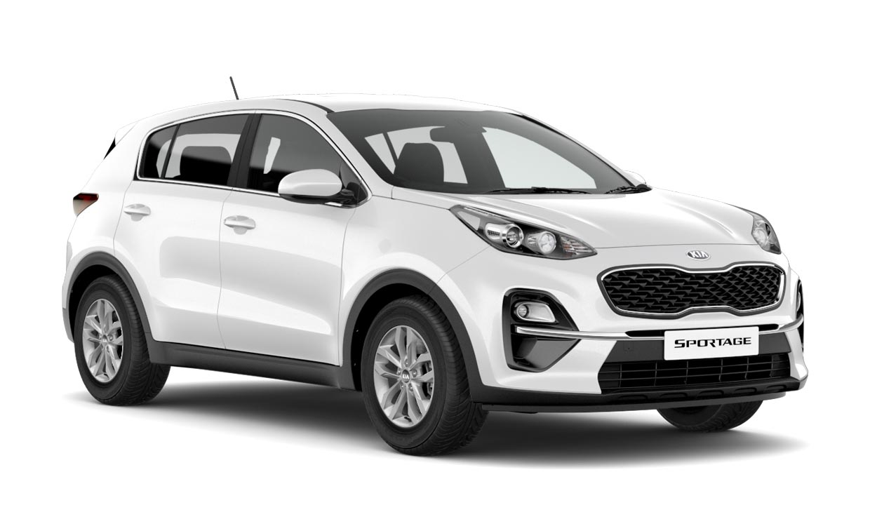 New Kia Sportage 1 Profile