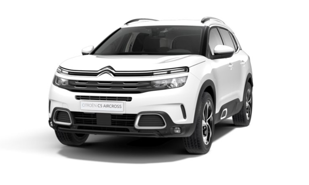 New Citroen C5 Aircross Flair