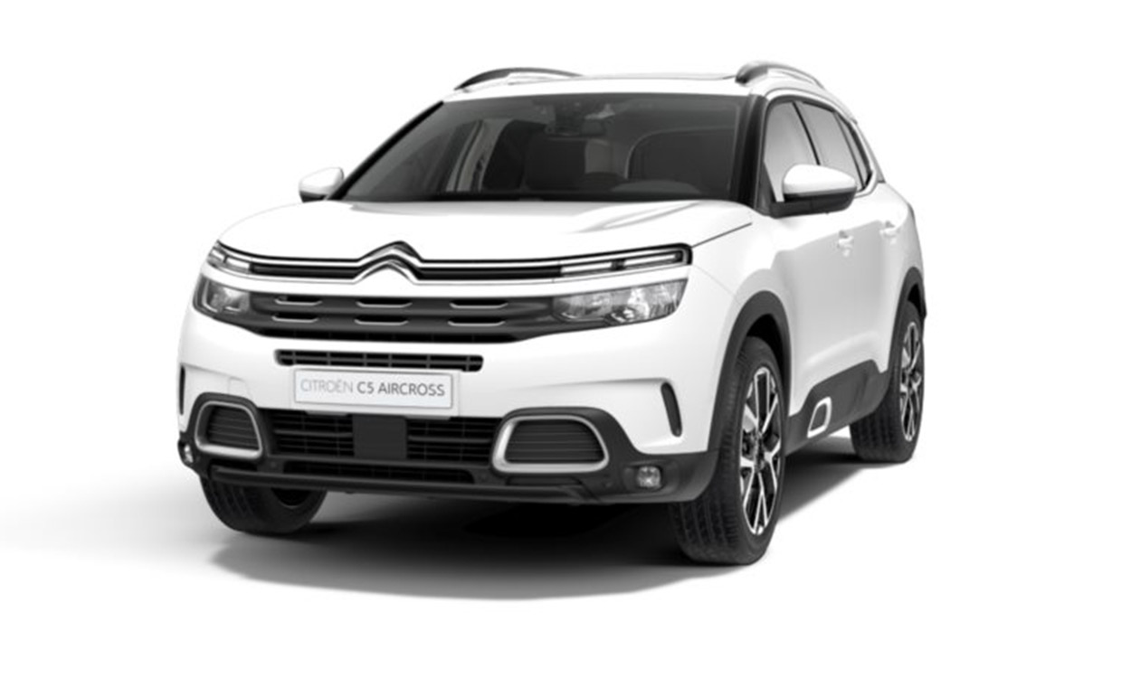 New Citroen C5 Aircross Flair Plus