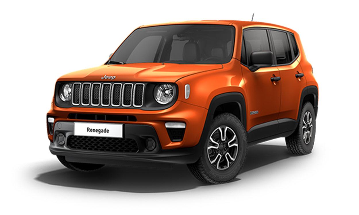 New Jeep Renegade Sport