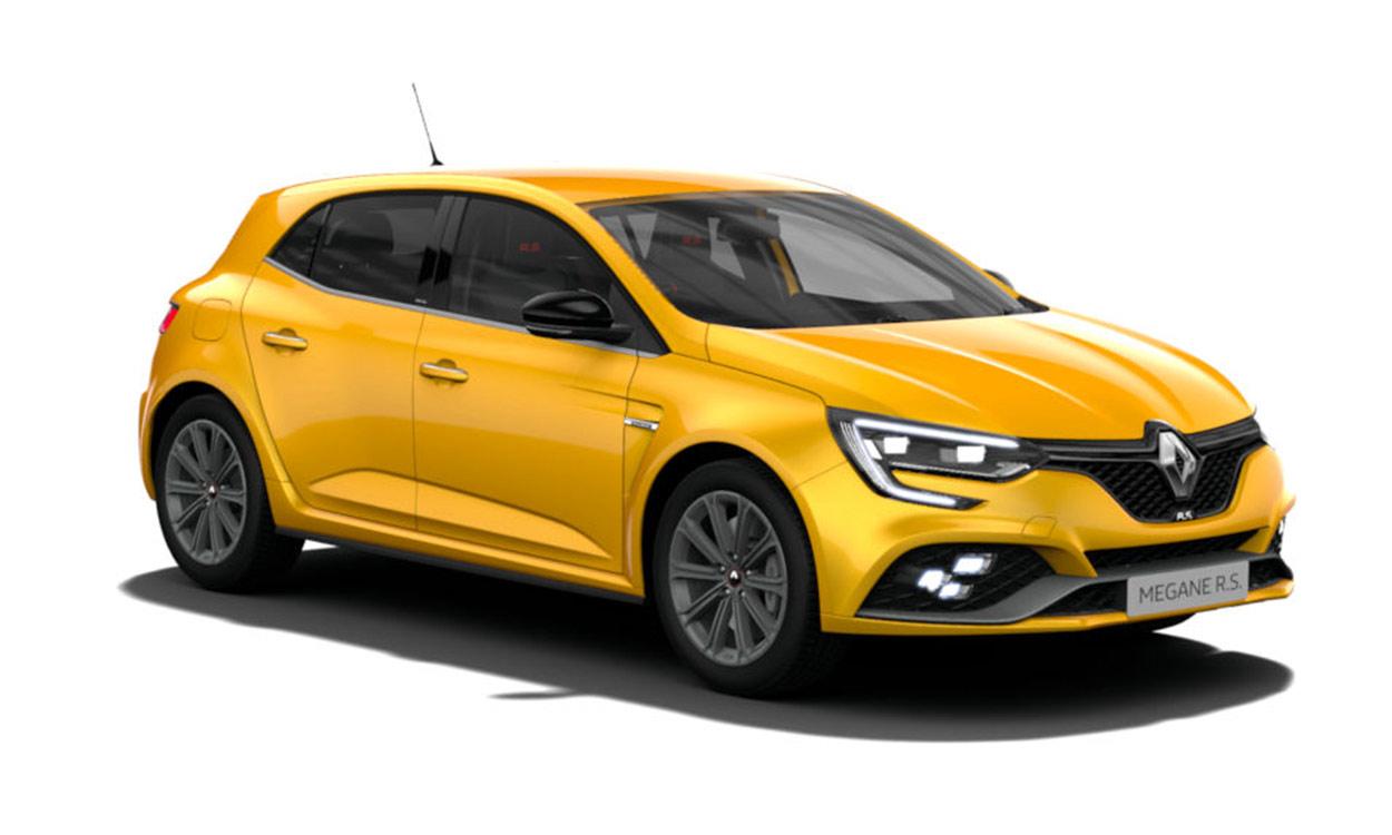 New Renault Megane R.S. 280