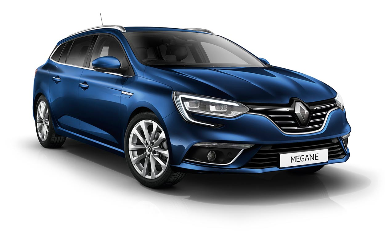 New Renault Megane Sport Tourer Play