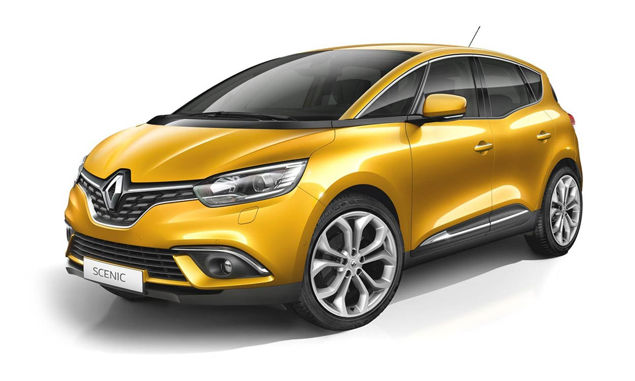 New Renault Scenic Play