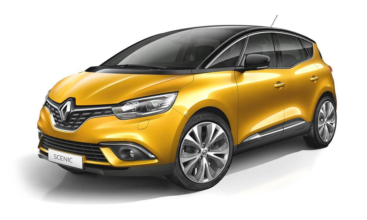 New Renault Scenic Signature