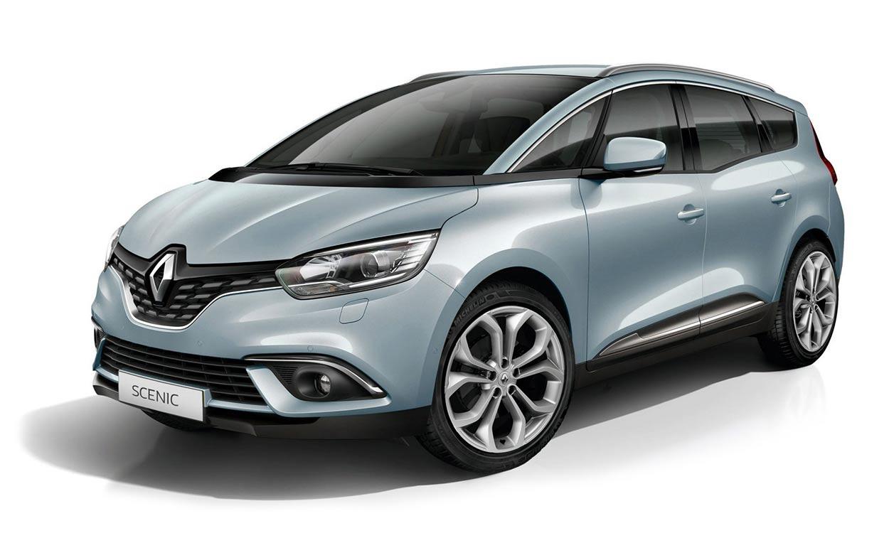 New Renault Grand Scenic Iconic