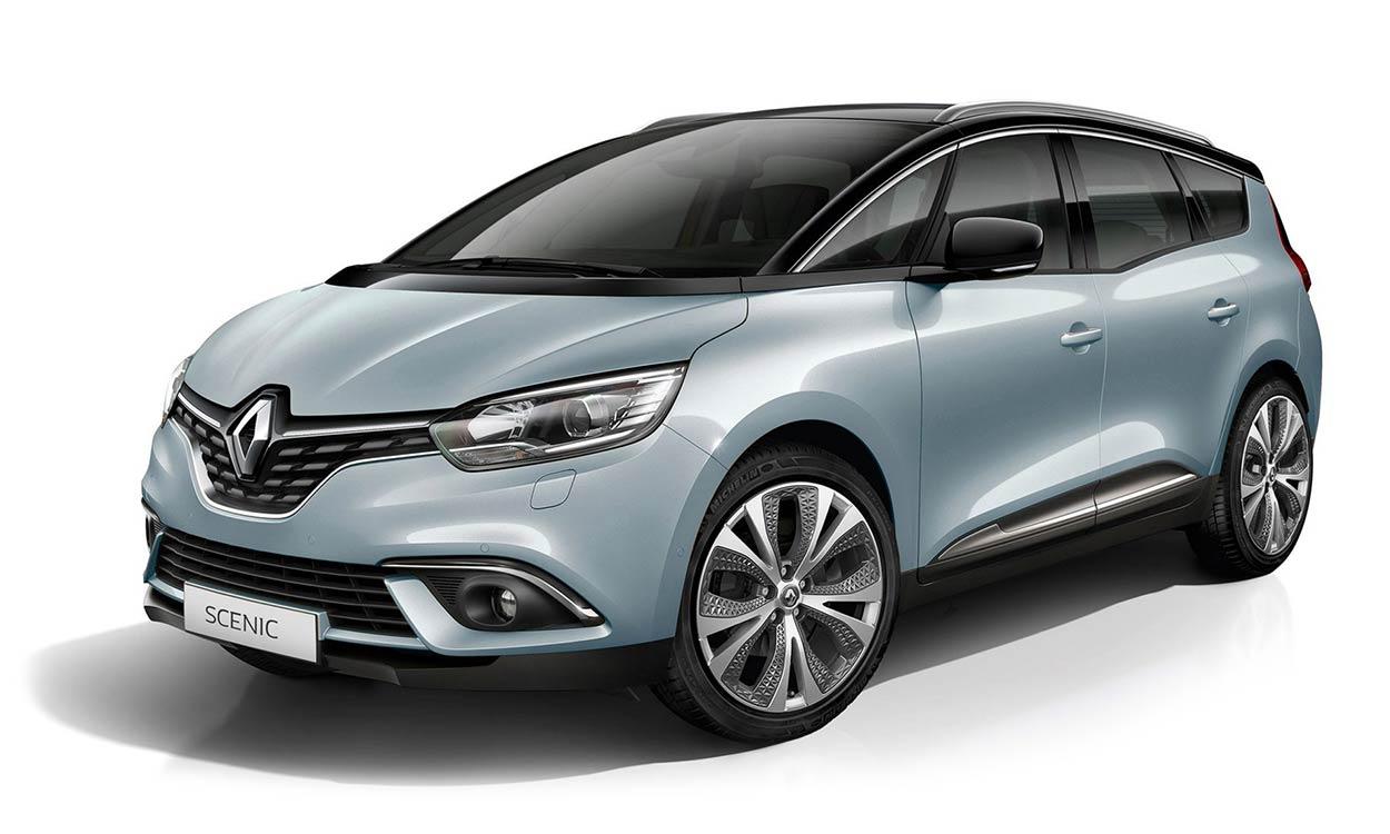 New Renault Grand Scenic Signature