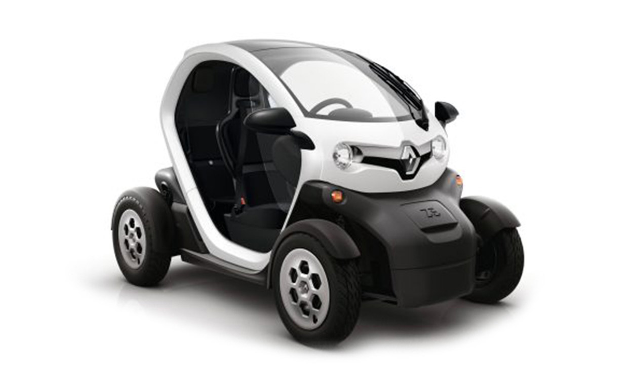 New Renault Twizy Expression