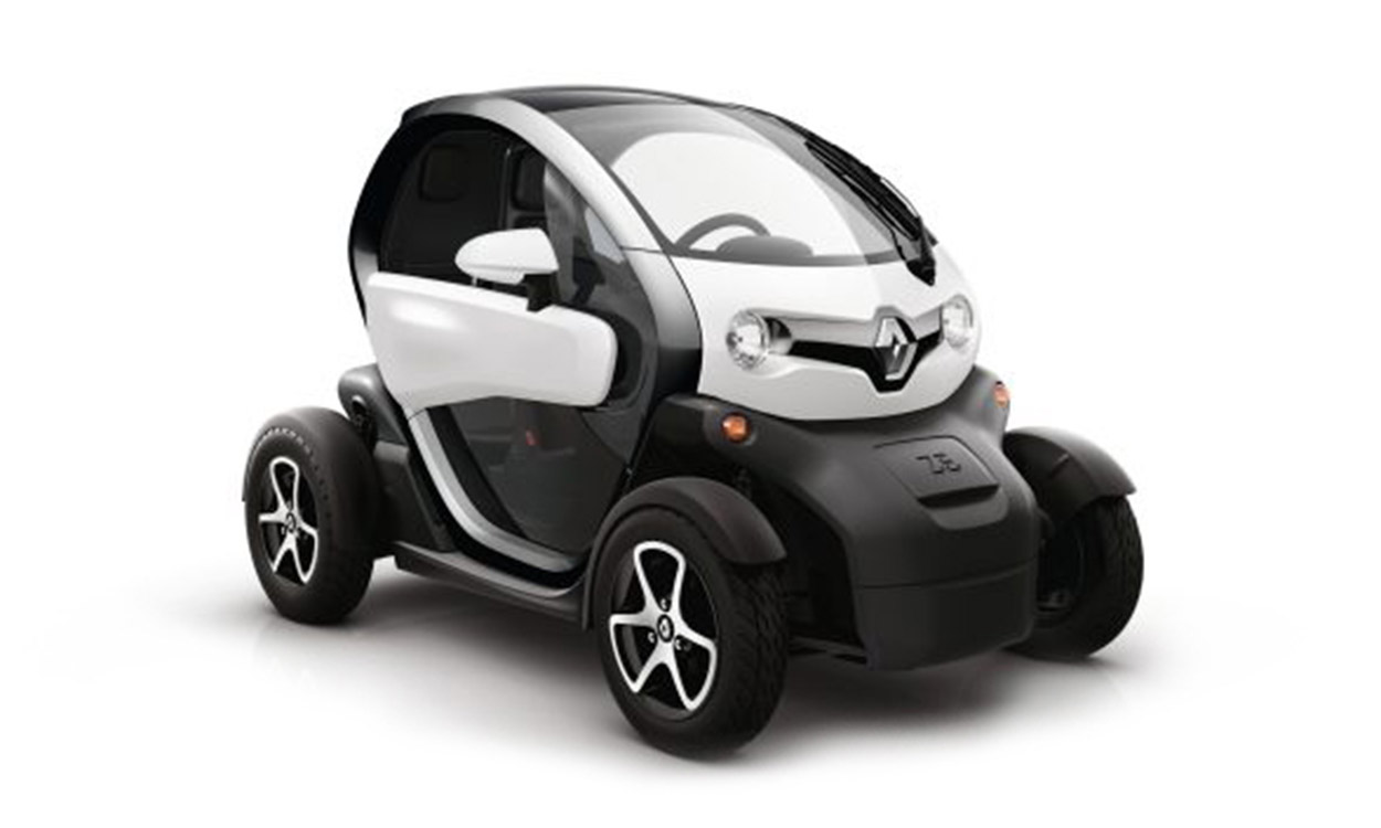 New Renault Twizy Dynamique