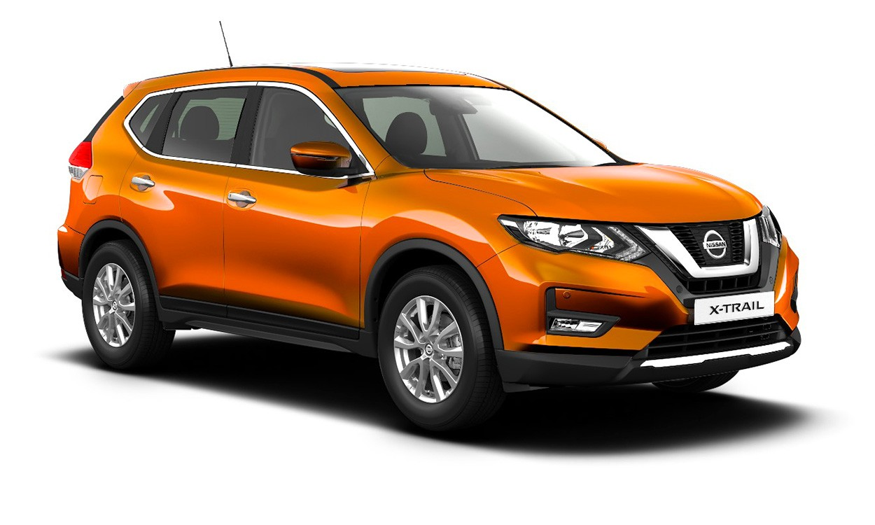 New Nissan X-Trail Acenta