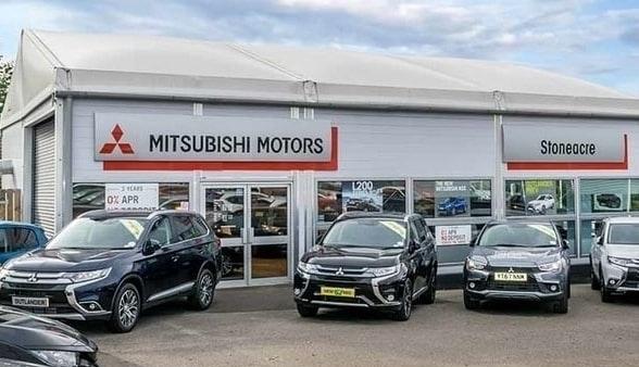 Mitsubishi Chesterfield