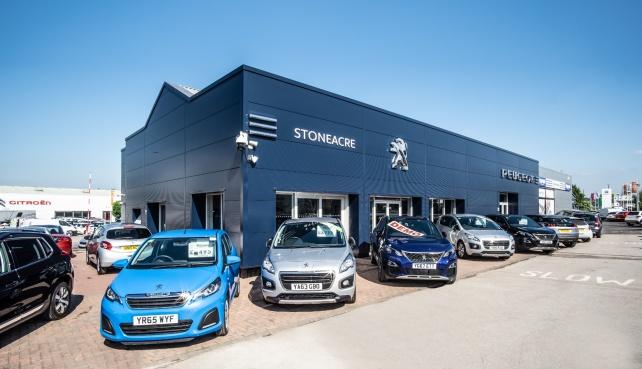 Peugeot Dealerships Stoneacre