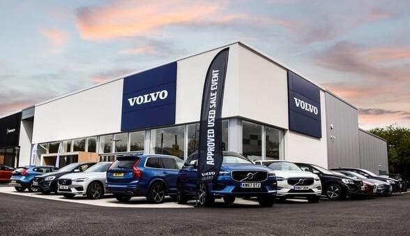 Volvo Chesterfield