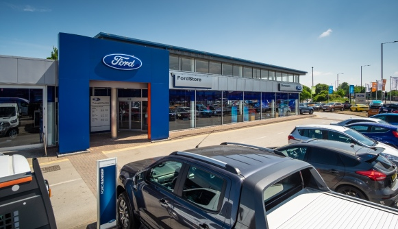 Ford Doncaster