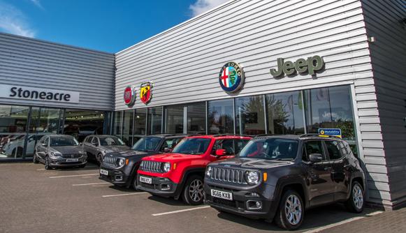 Jeep Wolverhampton