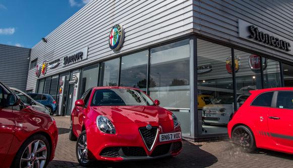 Alfa Romeo Wolverhampton
