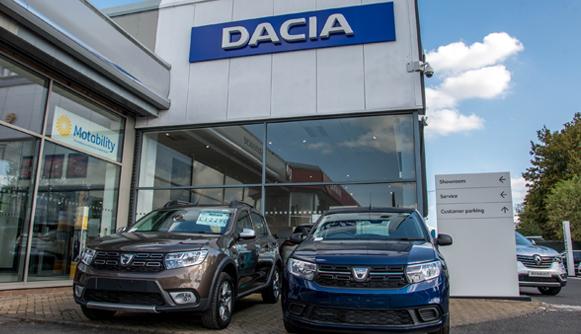 Dacia Stafford