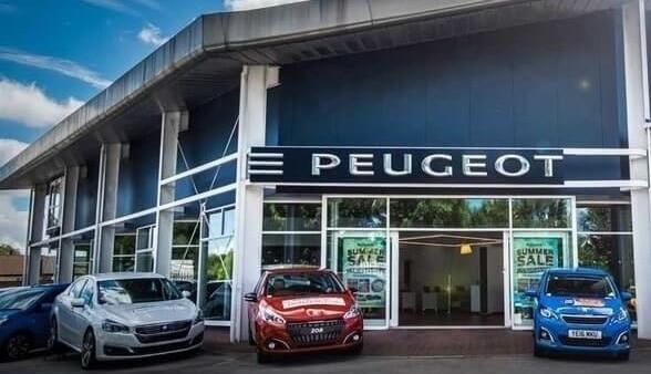 Peugeot Harrogate