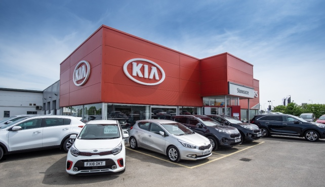 Stoneacre Lincoln Kia New Used Cars Car Finance And Servicing