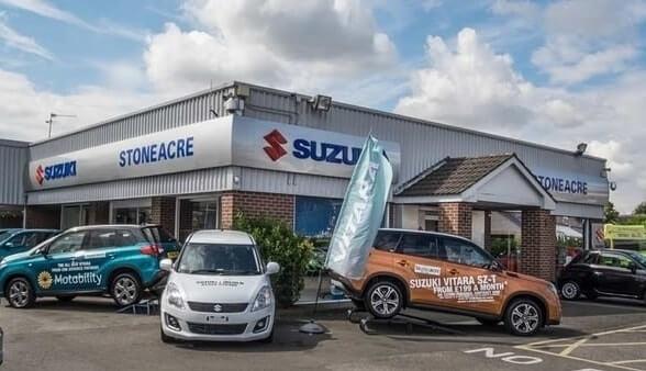 Suzuki Lincoln