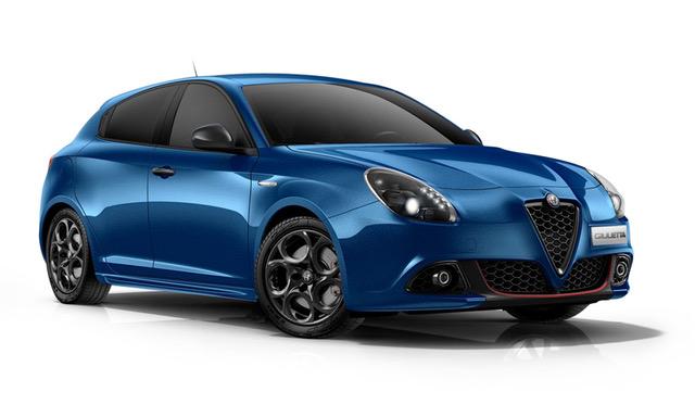 New Alfa Romeo Giulietta Profile Main