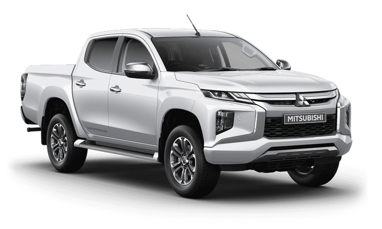 New Mitsubishi L200 Warrior