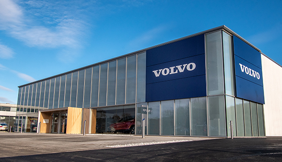 Volvo Sheffield