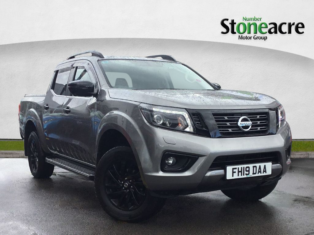 Nissan Navaras In Stock