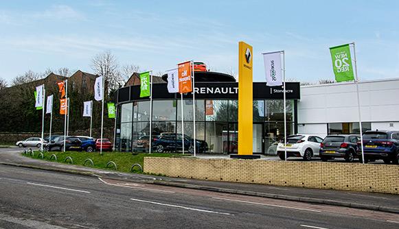 Renault Rotherham