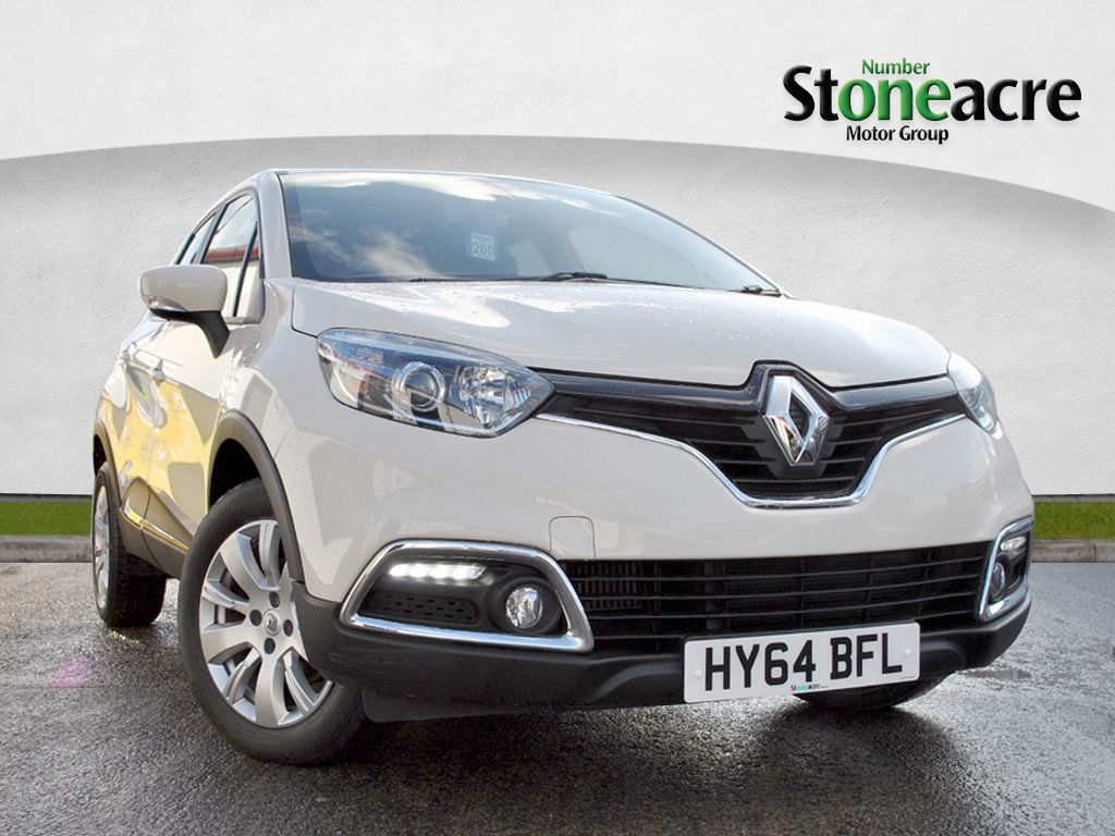 Used Renault Captur Cars For Sales Stoneacre
