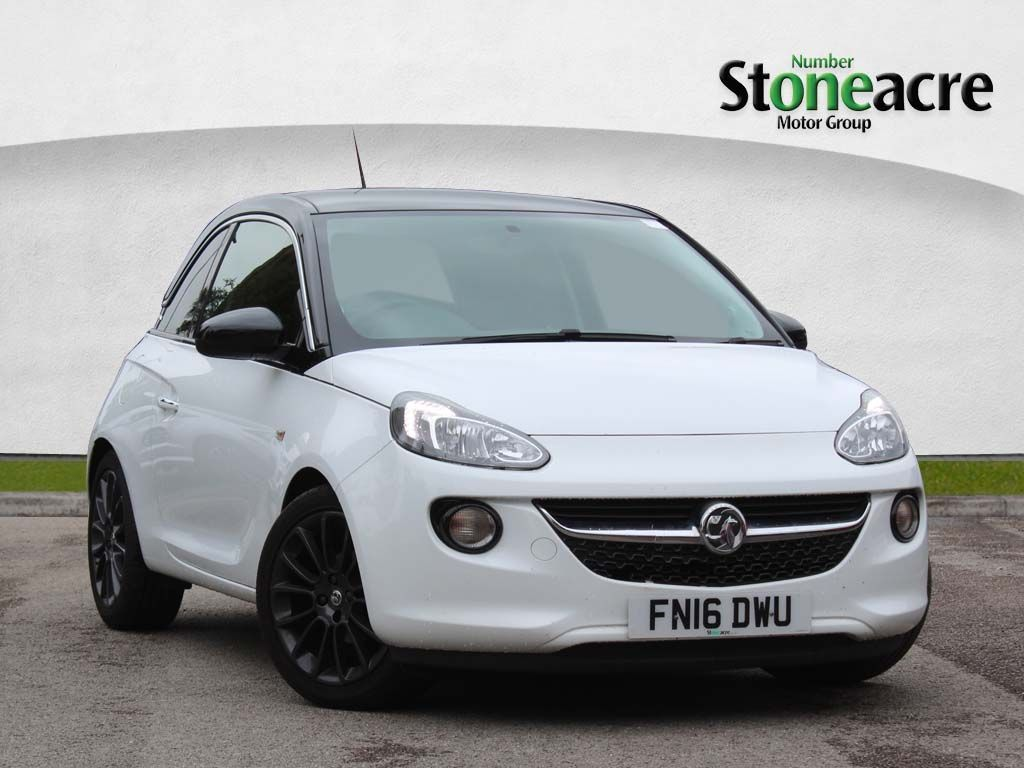 Used Vauxhall Adam For Sale Stoneacre