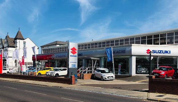 Suzuki Middlesbrough