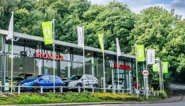 Honda Sheffield