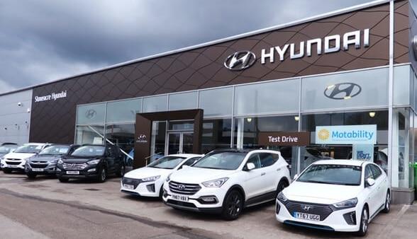 Hyundai Sheffield