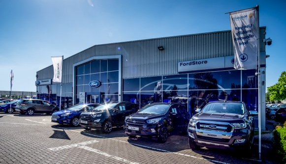 Ford York New Used Cars And Servicing