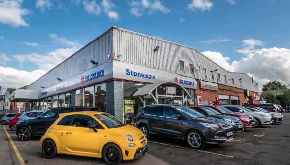 Suzuki Nottingham